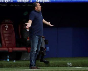 Sergio González confirma cambios en el once titular para enfrentarse al Celta