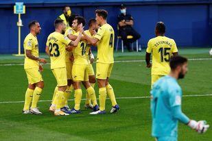 3-1. Demasiado Villarreal para el Alavés