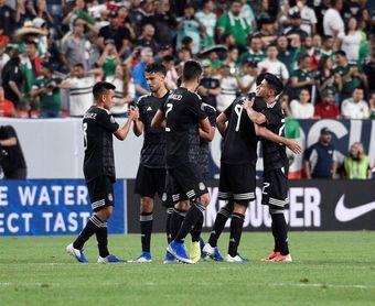 3-0. México golea a Guatemala en su regreso a las canchas