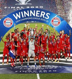 El Atlético, en el grupo A con Bayern, Salzburgo y Lokomotiv Moscú
