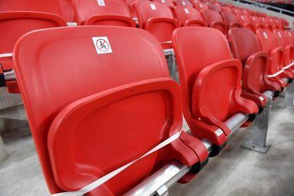 La UEFA permite un 30% del aforo solo con aficionados locales y el permiso de las autoridades