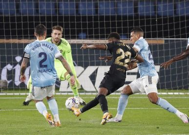 0-3. El Barcelona vence y convence con Ansu Fati de nuevo estelar
