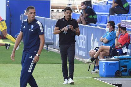 """Míchel: """"Me preocuparía que no hiciéramos ocasiones, no la falta de gol"""""""