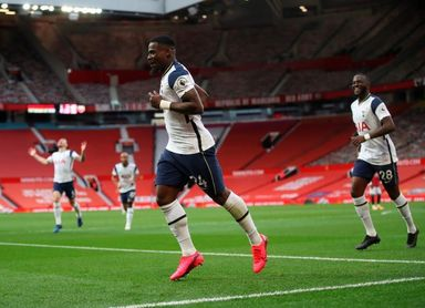 1-6. El Tottenham 'humilla' al United