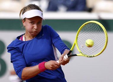 La argentina Podoroska alcanza los cuartos de Roland Garros