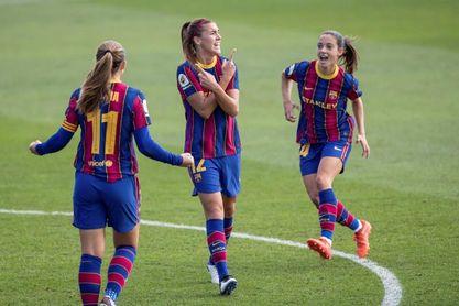 El Barça toma el liderato