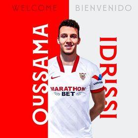 El Sevilla anuncia oficialmente el fichaje de Idrissi y Rekik será el siguiente