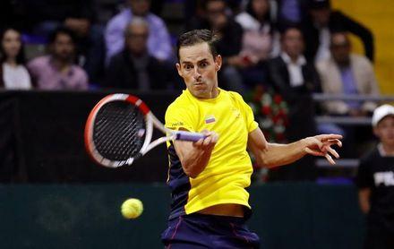 El colombiano Santiago Giraldo abandona el tenis a los 33 años