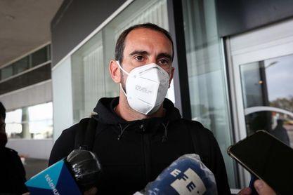 """Diego Godín apuesta a jóvenes """"con experiencia"""" para suplir bajas en Uruguay"""