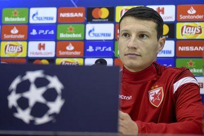 El serbio Slavoljub Srnic rescinde contrato con la UD Las Palmas