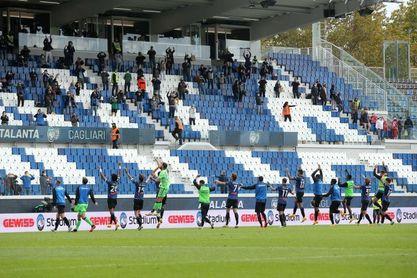 El Atalanta jugará sus partidos de 'Champions' en el nuevo Gewiss Stadium