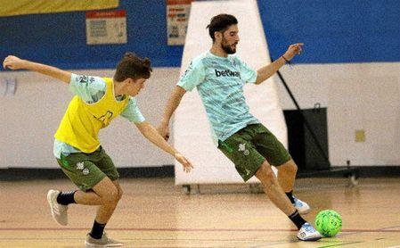 El Betis Futsal debuta a lo grande, frente al Inter Movistar.