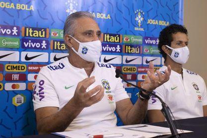 Tite esperará hasta última hora para decidir si Neymar juega contra Bolivia