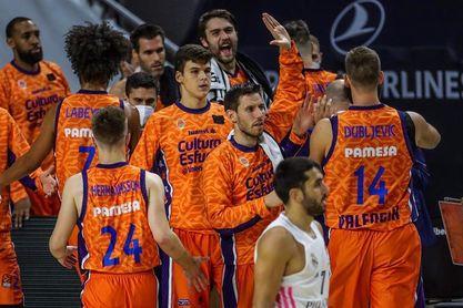 77-93. Dubljevic descoloca al Madrid y catapulta al Valencia