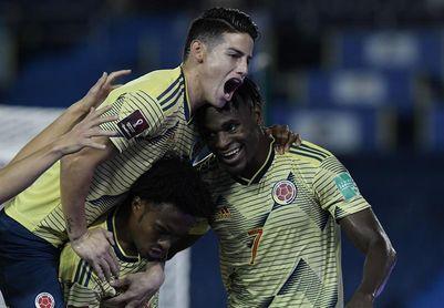 3-0. La dupla colombiana del Atalanta amarga el debut de Peseiro en Venezuela