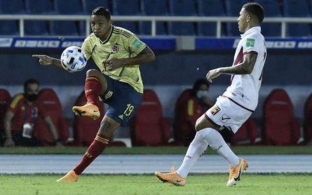 3-0. La dupla goleadora del Atalanta amarga el debut de Peseiro en Venezuela