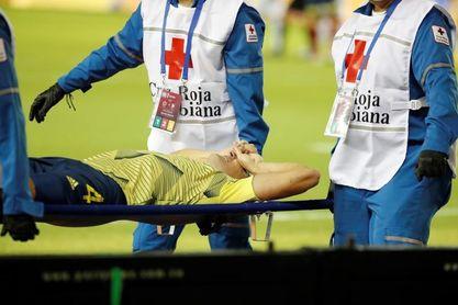Santiago Arias sufre fractura de peroné y daños en el tobillo izquierdo