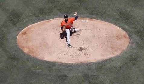 Valdez y McCullers abrirán los juegos uno y dos de los Astros