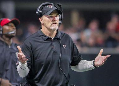 Los Falcons despiden a su entrenador en jefe y al gerente