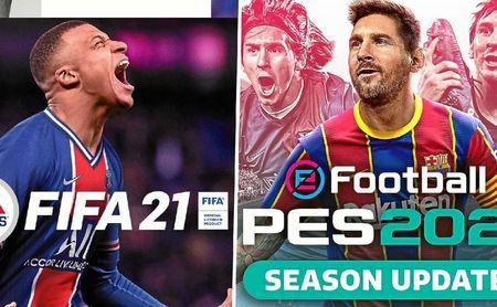 FIFA 21 o PES 2021: ¿cuál es mejor?