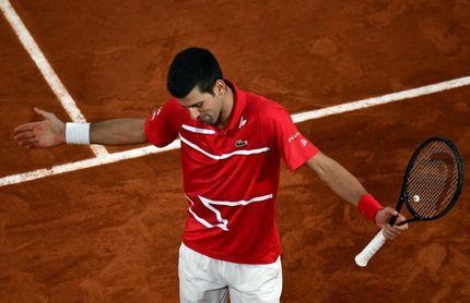 "Prensa serbia: ""La derrota más grave de Novak"""