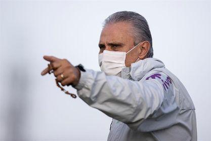 """Tite, antes de enfrentar a Perú: """"No voy a dar munición a Gareca"""""""