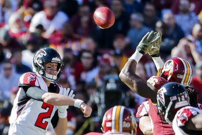 El futuro de Matt Ryan con los Falcons no está asegurado