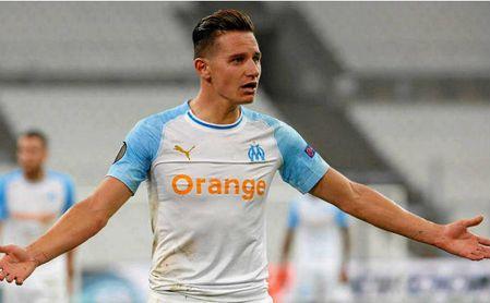 Florian Thauvin, objeto de deseo de varios clubes europeos.