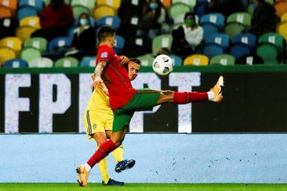 3-0. Diogo Jota hace olvidar la baja de Cristiano