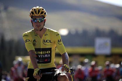 Primoz Roglic defenderá el título de la Vuelta con el dorsal número 1
