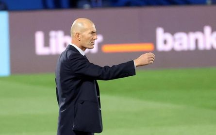 "Zidane: ""A Jovic le he pedido yo; se dicen tonterías"""