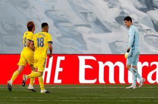 0-1. El Real Madrid cae en el plan del Cádiz