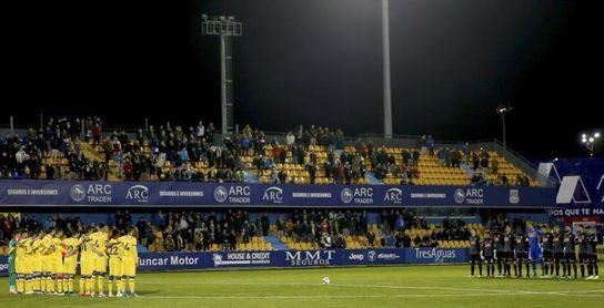 El Comité de Competición suspende el Alcorcón-Ponferradina