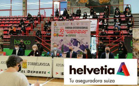 Imagen de la presentación del Torneo Internacional de España.