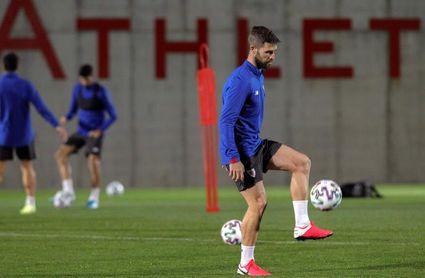 Yeray y Berenguer titulares en Athletic; Koke Vegas y Rochina en el Levante