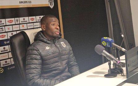 """Amadou debuta con el Angers: """"Para poder estar bien, necesito jugar"""""""