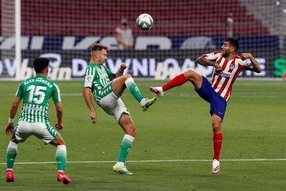 El Betis sólo ganó en 6 de sus 62 visitas oficiales al Atlético