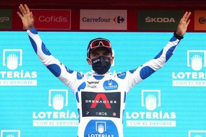 Carapaz y Chaves ponen sabor latinoamericano a la Vuelta