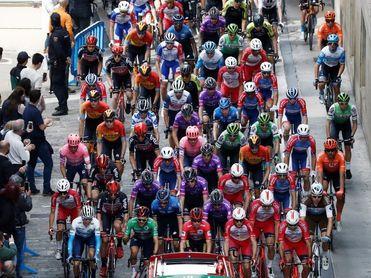 Segunda etapa Vuelta Ciclista a España
