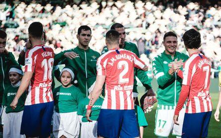 Atlético Madrid - Real Betis: partido, canal, horario y dónde verlo en TV y online