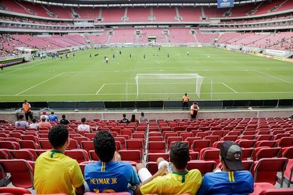 Brasil espera a Argentina el 30 de marzo en Recife con duda si habrá público