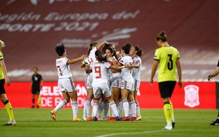 España 4-0 Rep. Checa: A La Roja le salen las cuentas