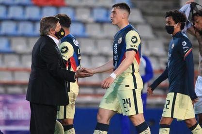 Herrera busca darle solidez defensiva al América con el uruguayo Cáceres