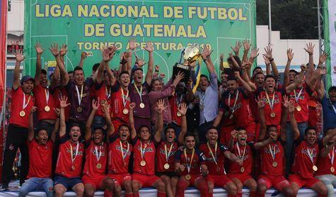 Municipal recibe al Achuapa con argentinos que han marcado 10 de los 13 goles