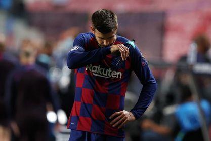 """Piqué: """"Es una barbaridad que el club se haya gastado dinero en criticarnos"""""""