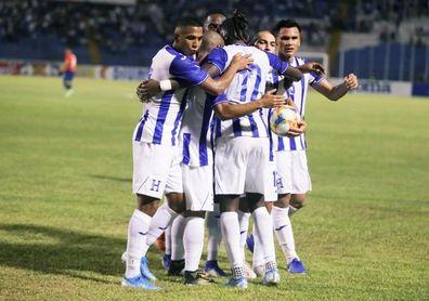 La selección de Honduras visitará a la de Guatemala el 15 de noviembre