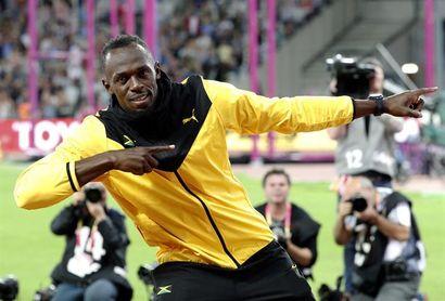 Usain Bolt será honrado con una estatua en su ciudad jamaicana