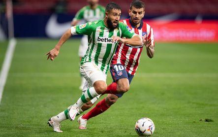 Atlético 2-0 Real Betis: Mucho fútbol, poco remate... y el VAR