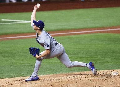 Buehler poncha a 10, hace historia y da la ventaja a los Dodgers