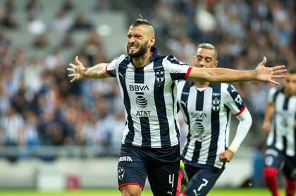 1-2. El argentino Nico Sánchez le la victoria al Monterrey sobre el Mazatlán